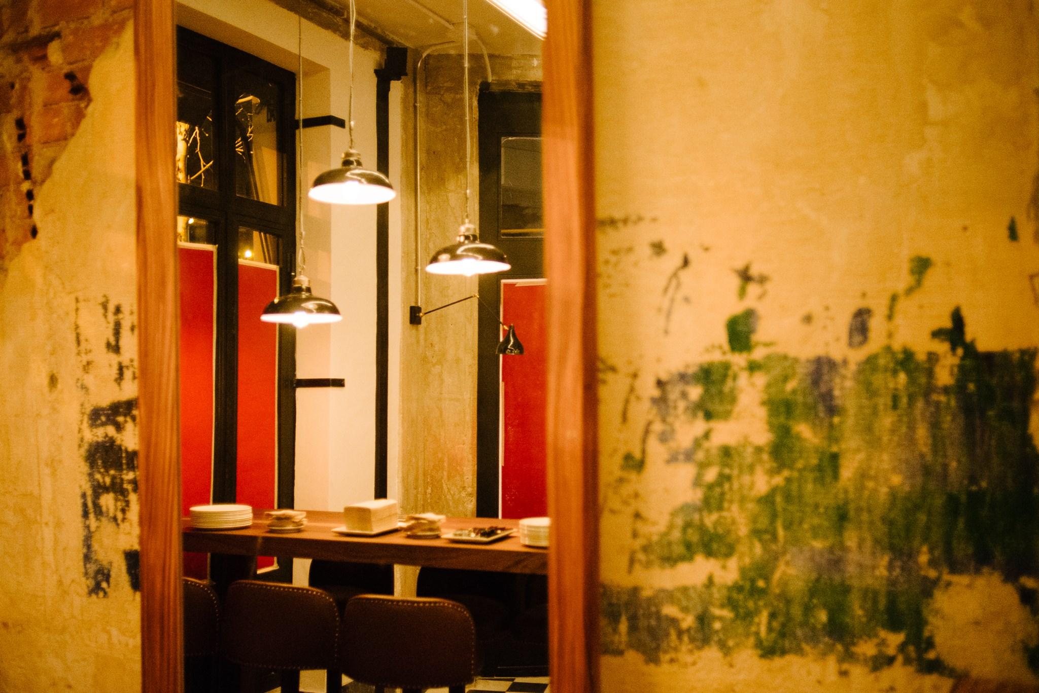Restaurante lamucca de serrano en madrid con cocina for Restaurante lamucca de prado madrid
