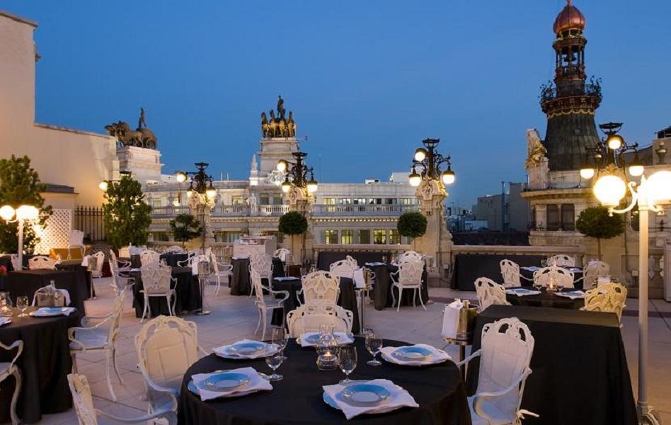 Los 15 mejores restaurantes en el barrio sol de madrid en - Terrazas romanticas madrid ...